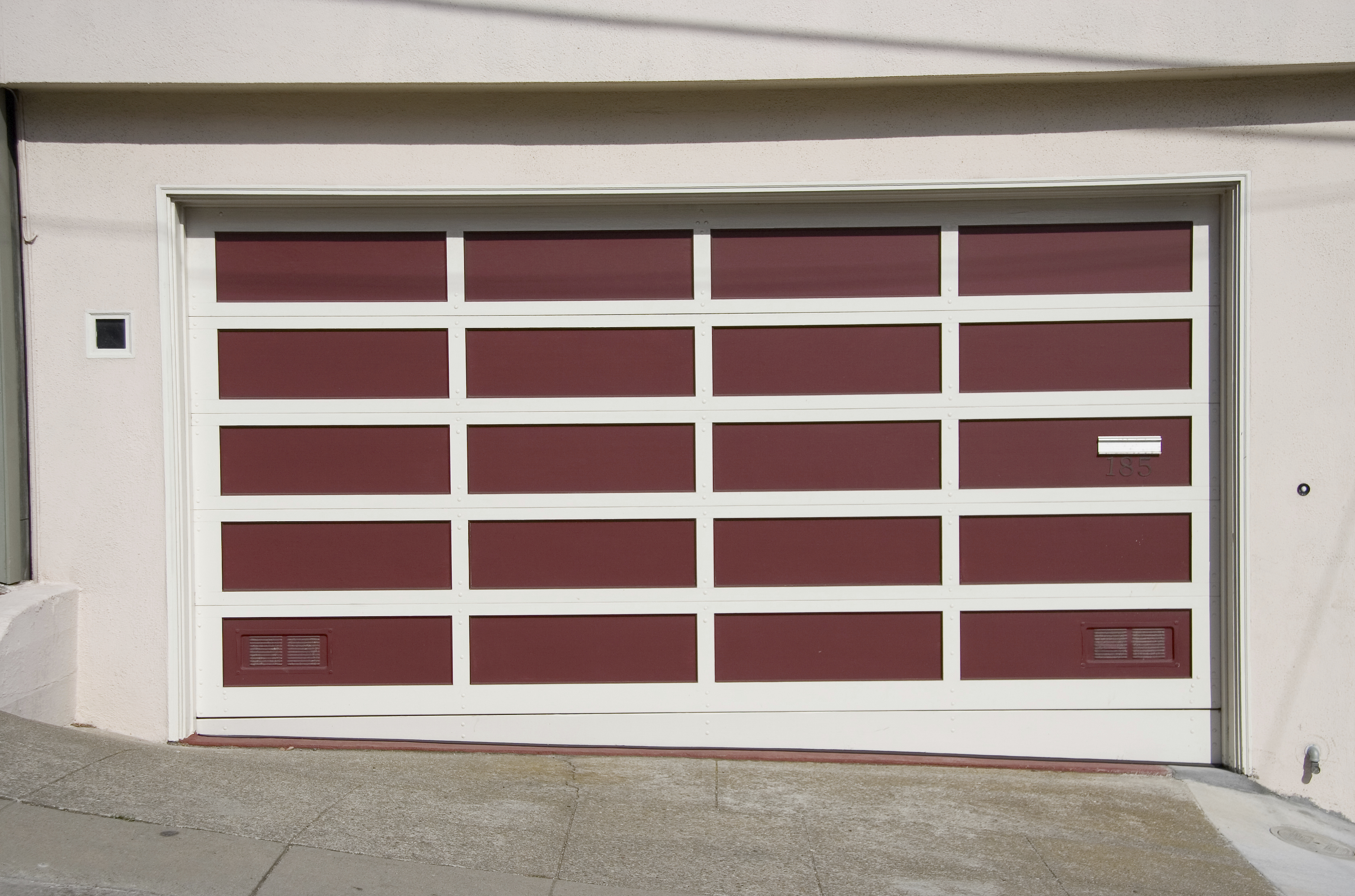anozira garageabove ca size door full bcb chattanooga doors obrien sacramento of beautiful garage