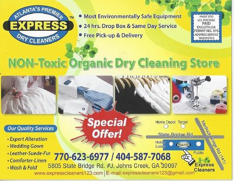Express Cleaners Coupons In Duluth Dry Cleaning