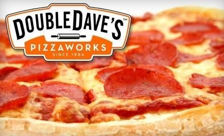 Enjoy as much as 0% off your purchase with our 0 selected Double Dave's Pizza Top coupons! CouponOkay is offering you 0 coupon codes, discounts and coupons all together with 0 latest promo codes and 0 hot deals.3/5(2).