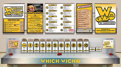 Which wich coupon code 2018