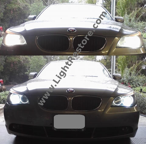 Starting a Headlight Restoration Service – Sample Business Plan Template