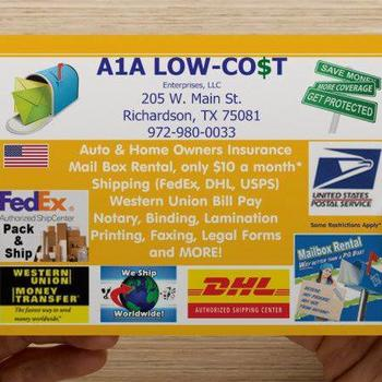 A1a low cost enterprises llc coupons in richardson for A1a facial salon equipment