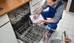 Oklahoma City Dishwasher Repair