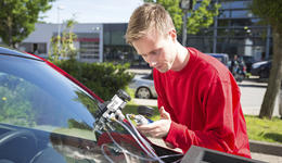 Phoenix Metro Area Mobile Windshield Repair