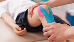 Minneapolis Kinesiology Tape