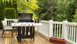 Houston Outdoor Appliances & Barbecues