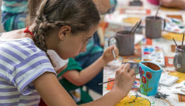 Saint Louis Children's Art Classes