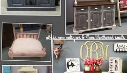 Loveland Painted Furniture & Rustic Farmhouse Style Decor