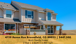 Broomfield 4729 Raven Run