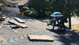 Kirkland Roof Remodel and Replacement