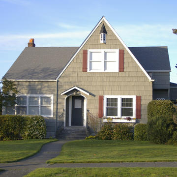 Yelm Exterior Painting