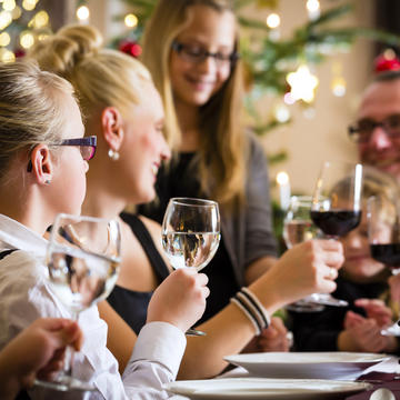 State College Holiday Menus