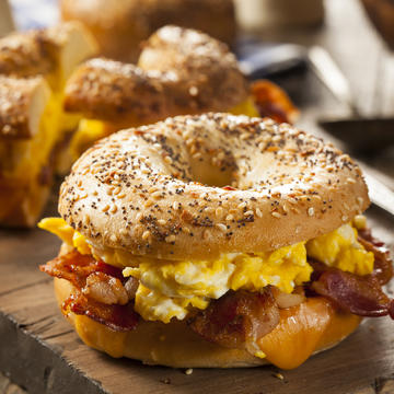 Olympia Breakfast Sandwiches