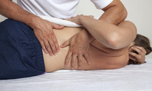 Kinston Chiropractic Adjustments