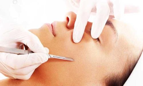 Knoxville Dermaplaning