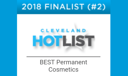 Middleburg Heights Best of Cleveland: Permanent Cosmetics