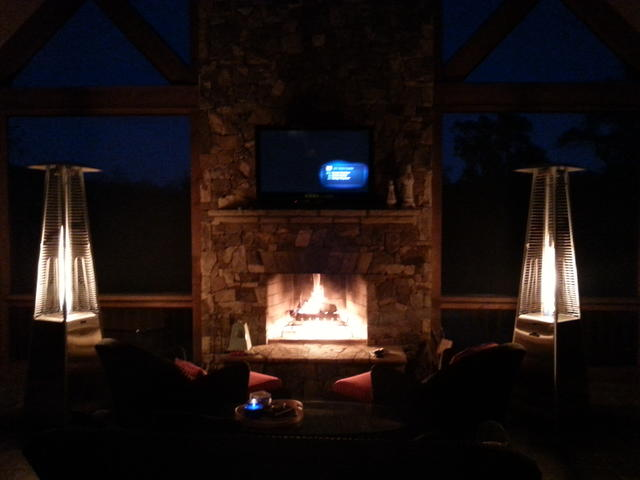 A TOUCH OF FIRE Gas logs & fireplace services.   DataSphere