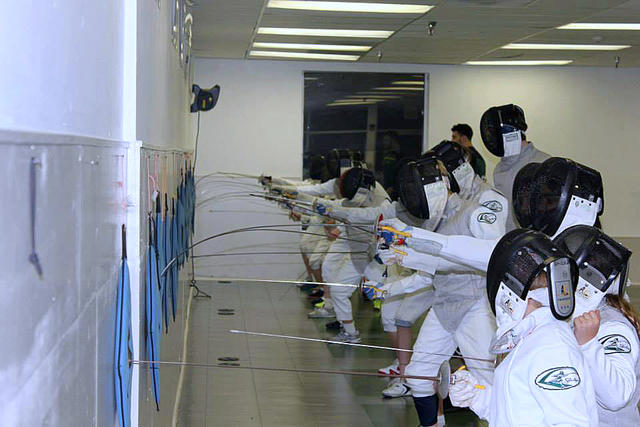 Salle Mauro Fencing Academy Datasphere
