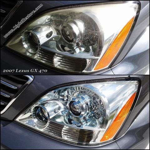 Scott's Mobile Headlight Restoration Service Coupons in Richmond