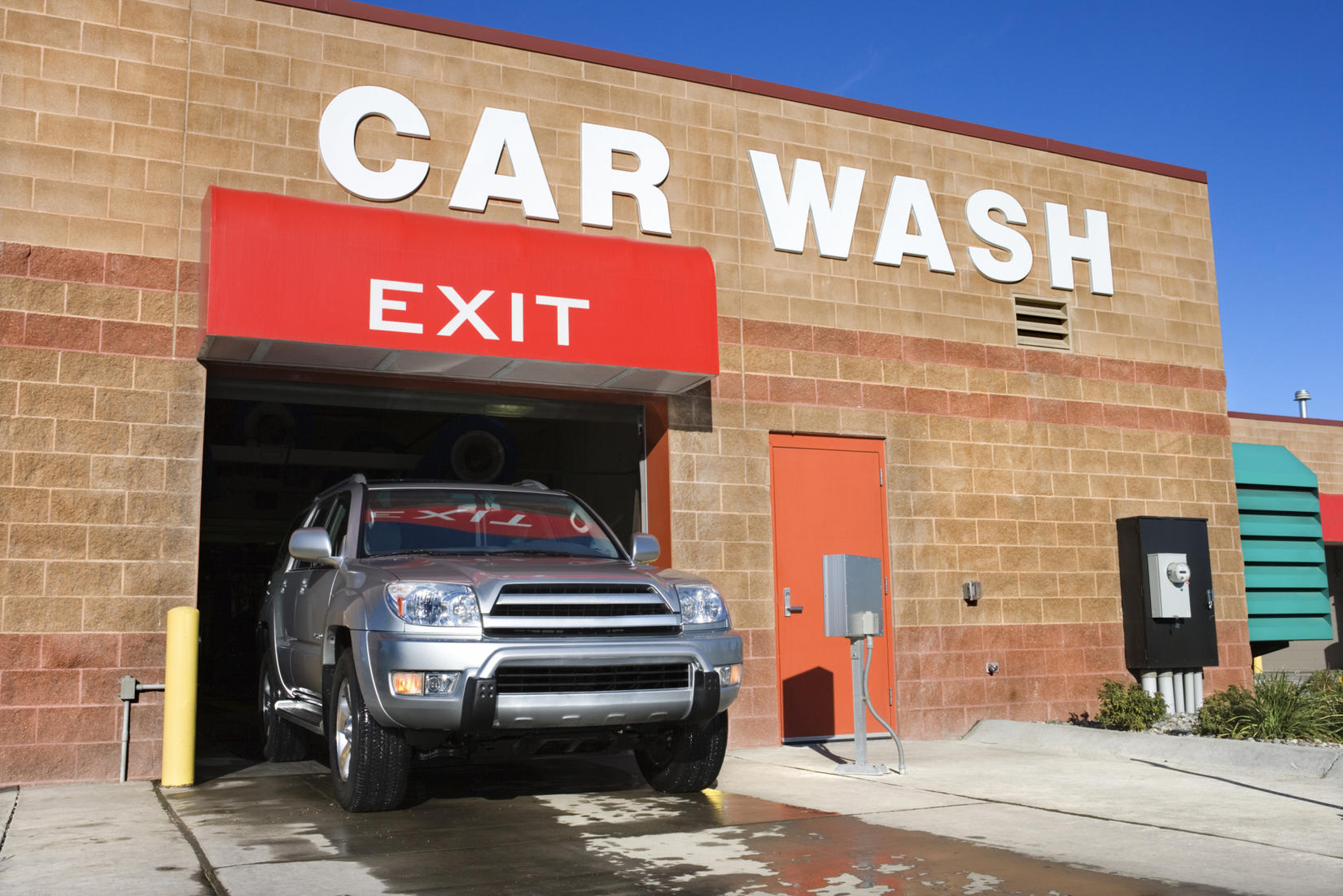 Park City Car Wash